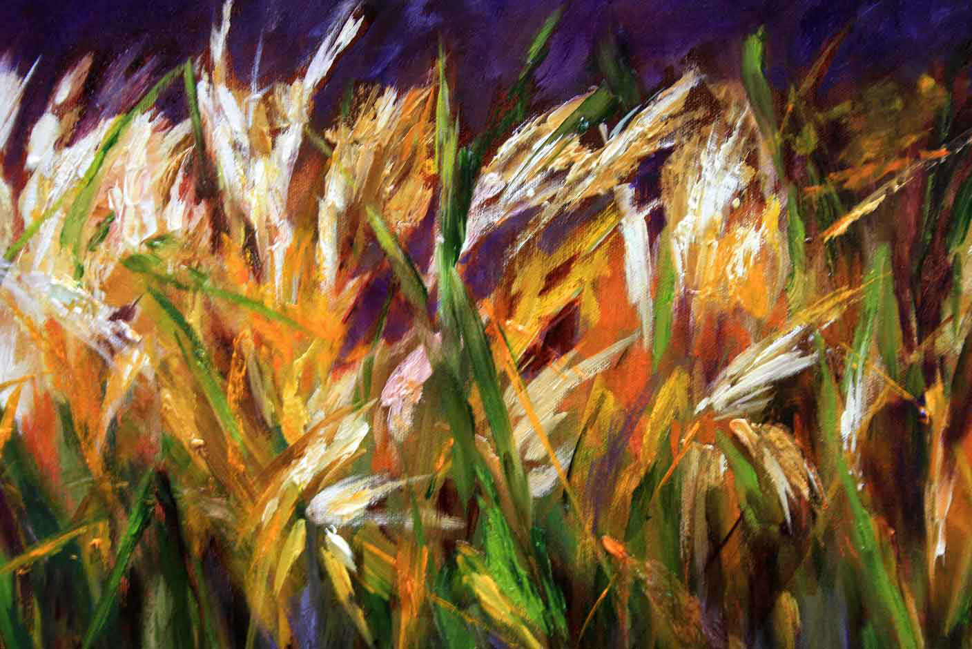 Grasses (sold)