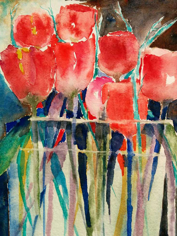 Just Tulips (sold)